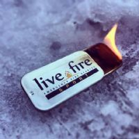 Live Fire Emergency Fire Starter - Sport Size